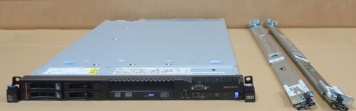 IBM System x3550 M3 7944-CTO 2x Quad-Core E5506 2.13GHz 4GB Ram 292GB HDD Server